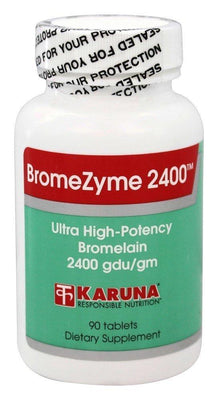BromeZyme 2400 - 90 Tablets