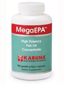 MegaEPA HP Fish Oil Concentrate - 180 Softgels
