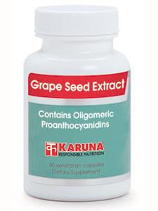 Grape Seed Extract - 60 Vegetarian Capsules