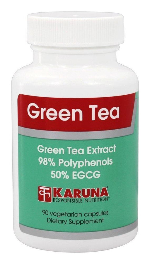 Green Tea 500 mg - 90 Vegetarian Capsules