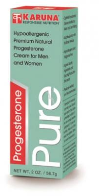 Progesterone Pure Cream - 2 oz