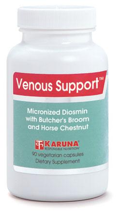 Venous Support - 90 Vegetarian Capsules
