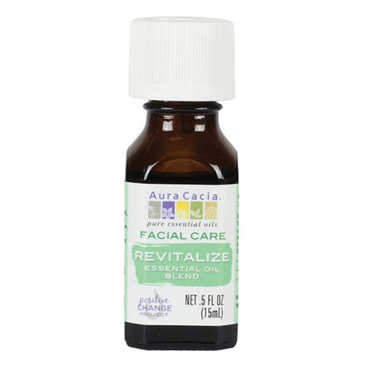 Revitalize Facial Care Blend - .5 fl oz