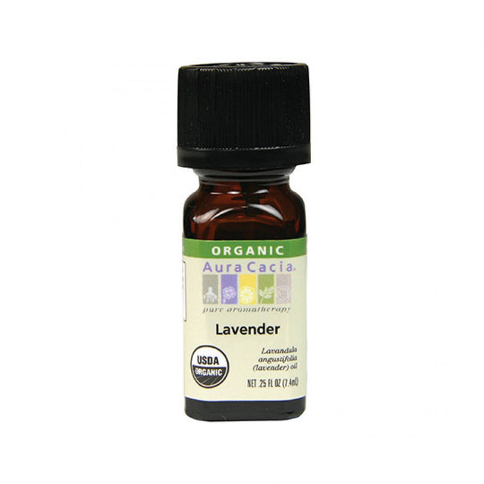 Lavender Organic Essential Oil - .25 oz