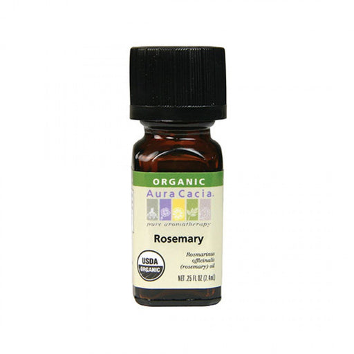 Rosemary Organic Essential Oil - .25 oz