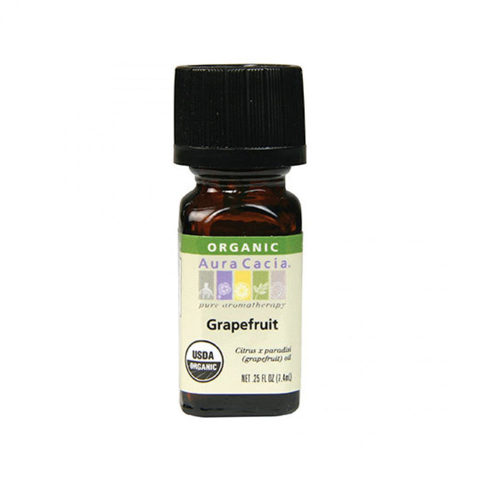 Grapefruit Organic Essential Oil - .25 oz