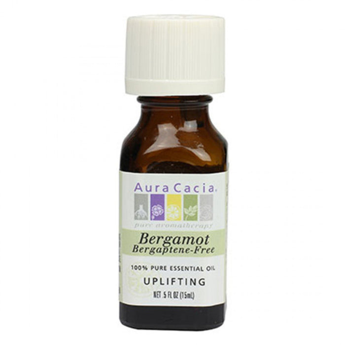 Bergamot BF Essential Oil - .5 oz
