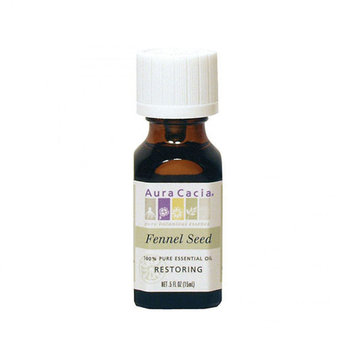 Fennel Essential Oil - .5 oz