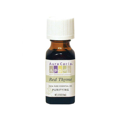 Thyme, Red Essential Oil  -.5 oz