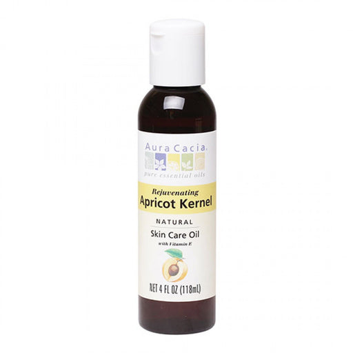 Apricot Kernel Skin Care Oil - 4 oz