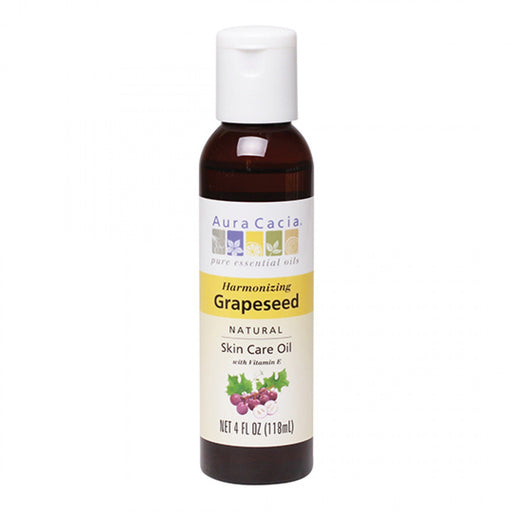 Grapeseed Skin Care Oil - 4 oz