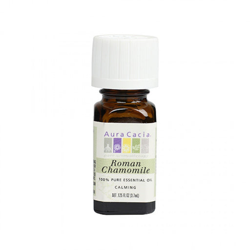 Roman Chamomile Essential Oil - .125 fl oz