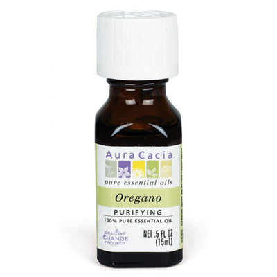 Oregano Essential Oil - .5 fl oz