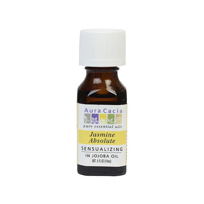 Jasmine Absolute in Jojoba - .5 oz