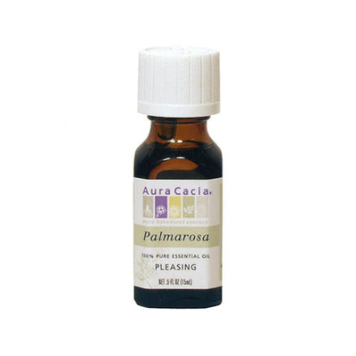 Palmarosa Essential Oil - .5 oz
