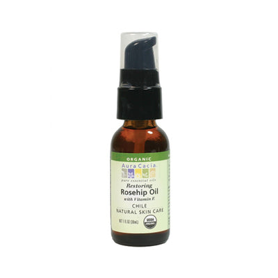 Rosehip Oil Organic - 1 oz