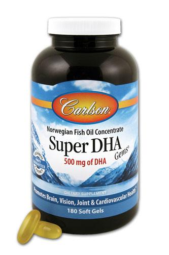 Super DHA - 180 Softgels