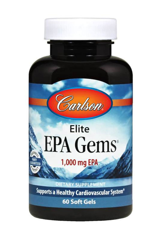 Elite EPA Gems - 60 Softgels