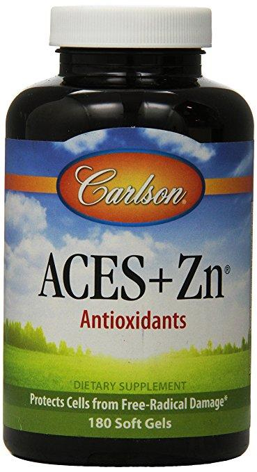 ACES + Zn - 180 Softgels