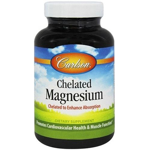 Chelated Magnesium 200 mg - 90 Tablets
