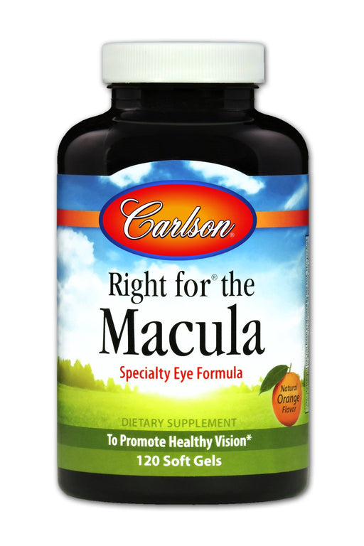 Right for the Macula - 120 Softgels