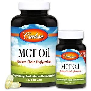 MCT Oil - 150 Softgels
