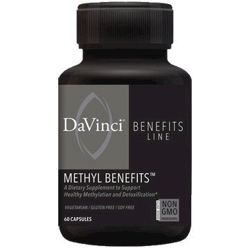 Methyl Benefits - 60 Capsules