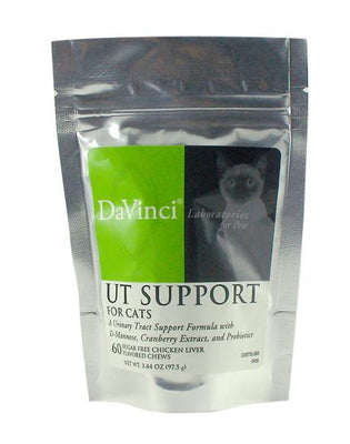 UT Support for Cats - 60 Chewable Tablets