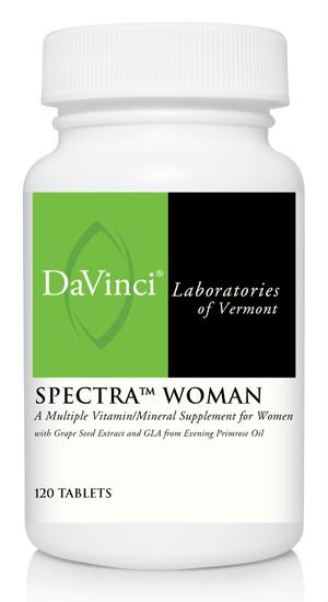 Spectra Woman - 120 Tablets