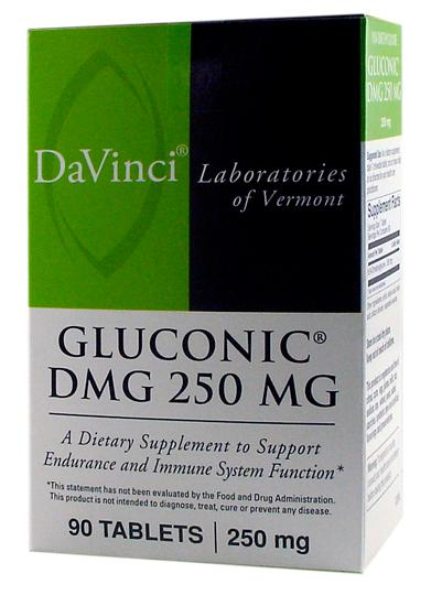 Gluconic  DMG 250 mg - 90 Chewable Tablets