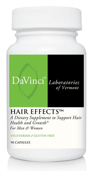 Hair Effects - 90 Vegetarian Capsules