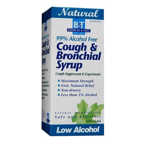 Cough & Bronchial Syrup - 4 oz