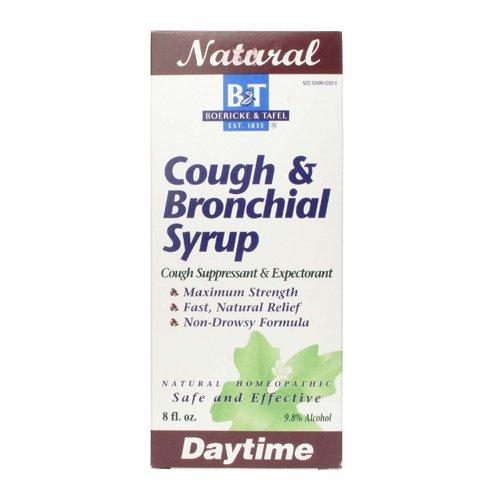 Cough & Bronchial Syrup - 8 oz