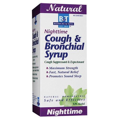 Nighttime Cough & Bronchial Syrup - 4 oz