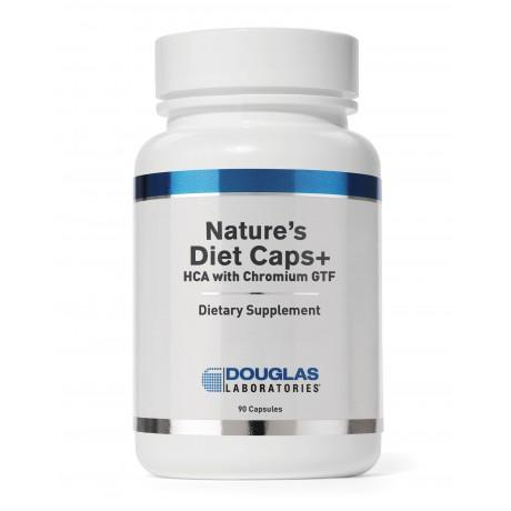 Nature's Diet Caps + - 90 Capsules
