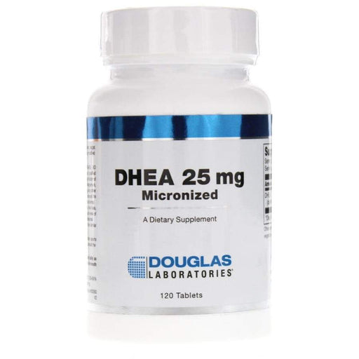 DHEA 25 mg - 120 Tablets