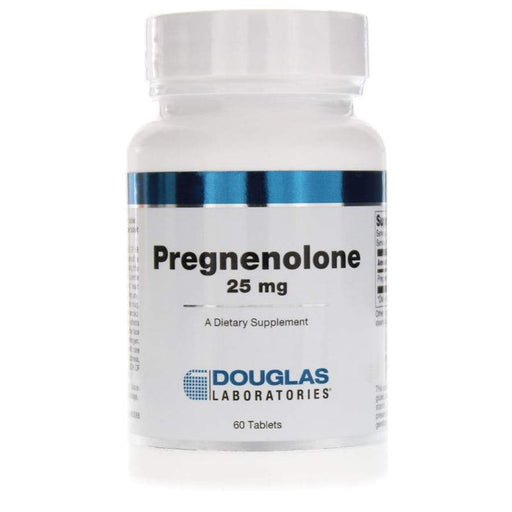 Pregnenolone 25 mg - 60 Tablets