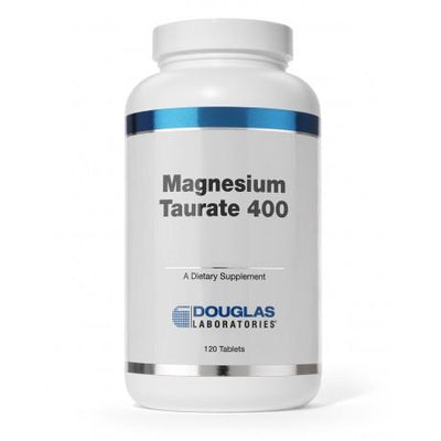 Magnesium Taurate 400 mg - 120 Tablets