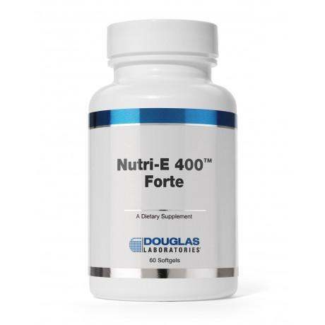 Nutri E-400 Forte - 60 Softgels