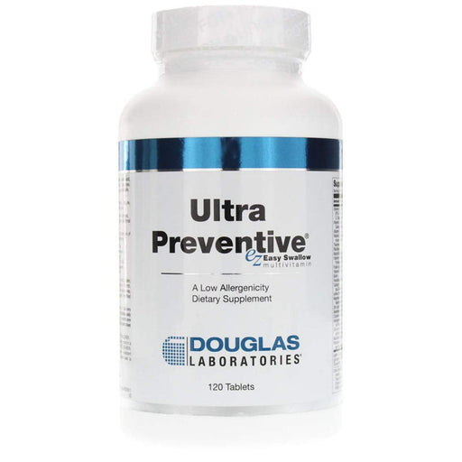 Ultra Preventive EZ Swallow  - 120 Tablets