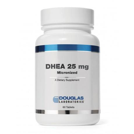 DHEA 25 mg - 60 Tablets
