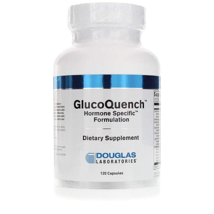GlucoQuench - 120 Capsules