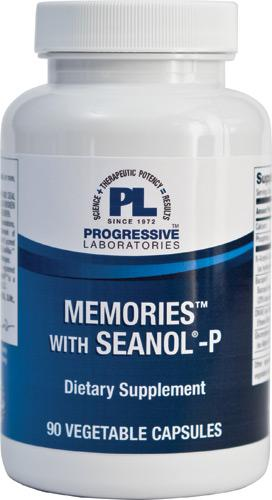 Memories With Seanol-P - 90 Vegetarian Capsules