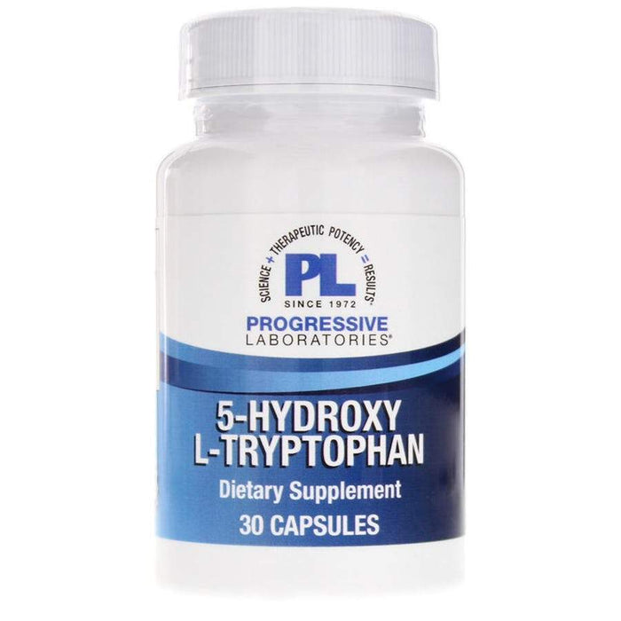 5-Hydroxy L-Tryptophan - 30 Capsules