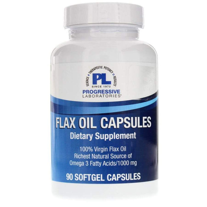 Flax Oil 1000 mg - 90 Gels