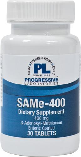 SAMe 400 mg - 30 Tablets