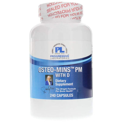 Osteo-Mins PM with D - 240 Capsules