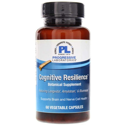 Cognitive Resilience - 60 Vegetarian Capsules