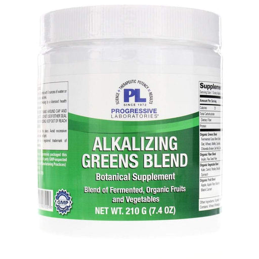 Alkalizing Greens Blend - 210 Grams