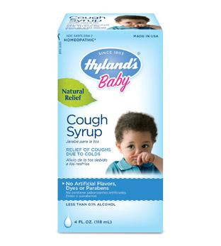 Hyland's Baby Cough Syrup - 4 fl oz